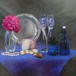 絵画教室油絵作品